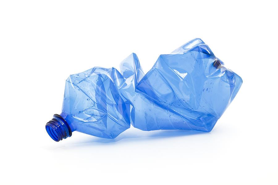 crushed-blue-plastic-bottle-gaffera